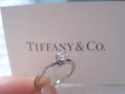 newest b1b4e d19c9 ダイヤモンド専門店でティファニーの結婚指輪を買取査定: 離婚し ...