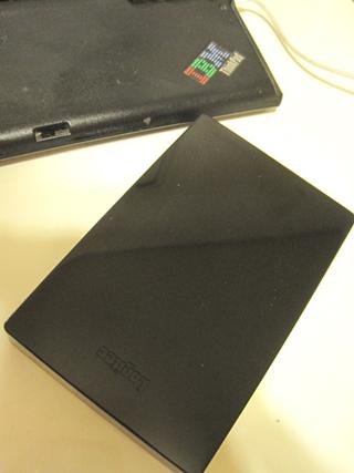 Logitec HDDケース 2.5型SATA用 HDD/SSDケース LHR-PBGU2/S ThinkPadX200s ThinkPad X200s 水没