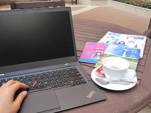 ThinkPad X1 Carbonの良さをお伝えします