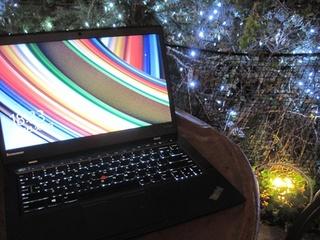 ThinkPad X1 Carbon キーボードバックライト レビュー