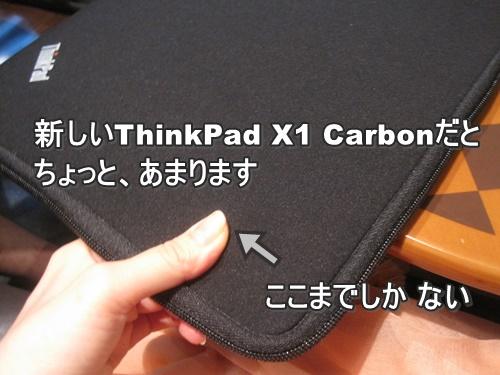 ThinkPad 14インチ フィット・リバーシブル・スリーブ