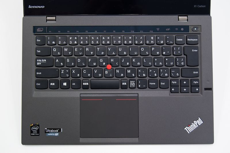 thinkpadx1carbon 日本語キーボード 新しいThinkPad X1 Carbon