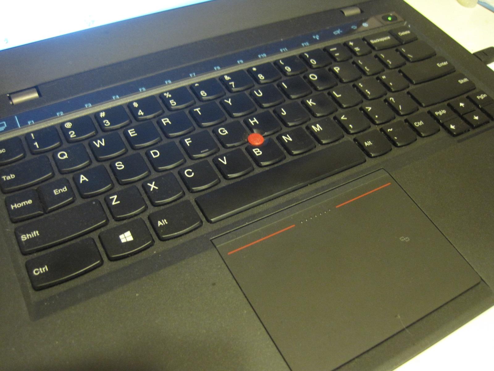 新しいThinkPad X1 Carbon 英語キーボードを使って4か月